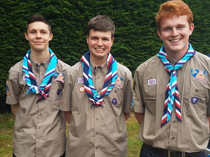 South Berkshire District Scouts Explorer Scouts Home